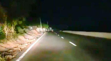 આ રોડ પર ઝડપભેર વાહન હંકારશો તો થશે અકસ્માત, જુઓ Video