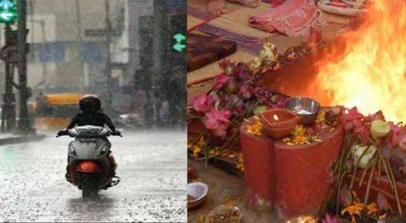ભાજપ સરકાર હવે ભગવાનના શરણે : 31મીઅે વરસાદ માટે રાજ્યભરમાં યજ્ઞ થશે