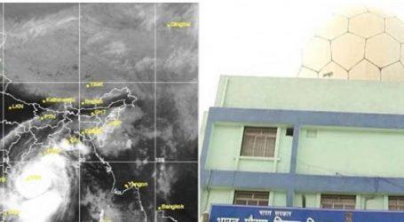 હવામાન બદલતા વાવાઝોડું ઉતર ભારત તરફ ફંટાતા લોકોને એલર્ટ રહેવા હવામાન વિભાગની ચેતવણી