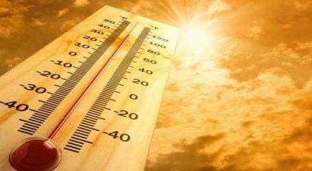 રાજ્યમાં ગરમીનો કહેર યથાવત : કંડલા એરપોર્ટ પર 43.8 ડિગ્રી તાપમાન