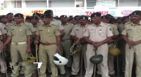 ગુજરાતમાં 4 દિવસ પોલીસ રહેશે હાઈએલર્ટ પર : અધિકારીઓ નહીં પાડી શકે રજા, આ છે કારણો