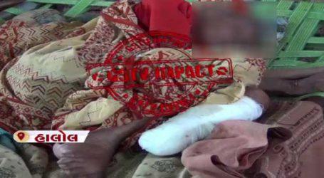 IMPACT GSTV: આરોગ્ય વિભાગે બિમાર માતાની તપાસ કરી સારવાર શરૂ કરી