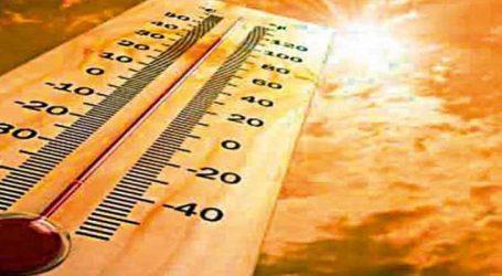 રાજ્યમાં ગરમીનો પ્રકોપ યથાવત : સુરેન્દ્રનગરમાં મહત્તમ 43.3 ડિગ્રી