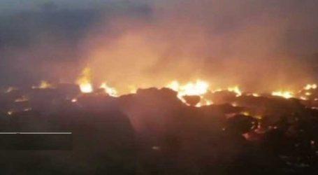 ખેડા: નેનપુર પાસે કોટન મિલમાં આગ