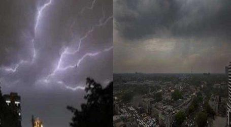 આગામી 24 કલાકમાં ઉ.ભારતના કેટલાંક રાજ્યોમાં આંધી-તોફાનની આગાહી