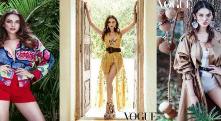 Photos : અદિતી રાવ હૈદરીએ Vogue માટે કરાવ્યું બોલ્ડ ફોટોશૂટ