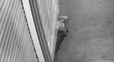 Viral video: ચોરે ચોરી કરવામાં દર્શાવી પોતાની કારીગરી, આ રીતે ઘુસી ગયો દુકાનની અંદર