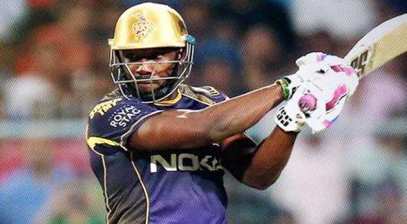 IPL Video : આંદ્રે રસેલની દેશી સ્ટાઇલ સિક્સર, બૉલર પણ રહી ગયો દંગ