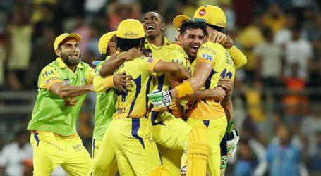 IPL 2018 : પ્લેસિસના વિજયી છગ્ગો, હૈદરાબાદને હરાવી CSK ફાઇનલમાં પહોંચ્યું