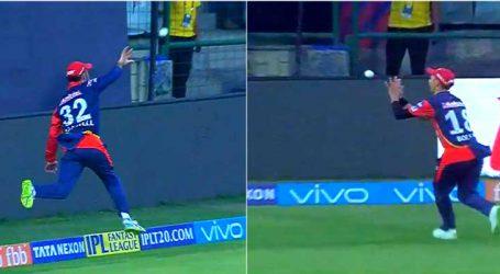 IPL : Video : મેક્સવેલ-બૉલ્ટના બે 'જુડવા કૅચ' જોઇને સૌકોઇ રહી ગયા દંગ