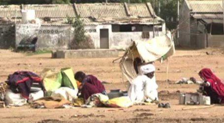 રાજસ્થાનમાં દુષ્કાળની સ્થિતિ સર્જાતા રાજસ્થાનીઓની ગુજરાતમાં હિજરત