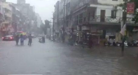 3 દિવસમાં સમગ્ર ગુજરાતમાં ચોમાસું સક્રિય થશે , વડોદરામાં ધોધમાર વરસાદ