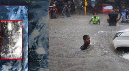 રાજ્યભરમાં વરસાદી માહોલ : 24 કલાકમાં 15 જિલ્લાના 48 તાલુકાઓમાં વરસાદ