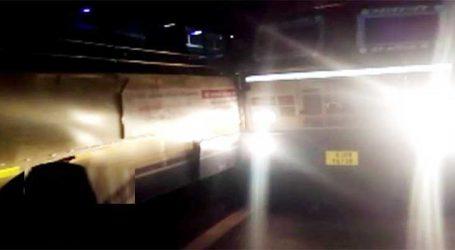 અમદાવાદ-વડોદરા એક્સપ્રેસ હાઈવે પર અકસ્માત, બે વ્યક્તિના ઘટના સ્થળે મોત