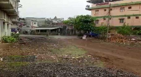 ભારે ઉકળાટ વચ્ચે દ.ગુજરાતમાં મેઘરાજાનું આગમન : જૂનાગઢમાં ધીમીધારે વરસાદ