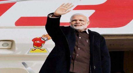 RTIમાં ખુલાસો : PM નરેન્દ્ર મોદીના 41 વિદેશ પ્રવાસ પર અત્યાર સુધી 355 કરોડ ખર્ચાયા