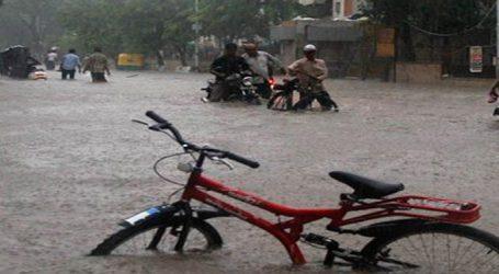 દક્ષિણ ગુજરાતમાં સાંબેલાધાર મેધમહેર વચ્ચે હજુ પણ અતિભારે વરસાદની અાગાહી