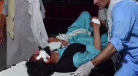 અફઘાનિસ્તાનમાં આત્મઘાતી વિસ્ફોટમાં 26થી વધુ લોકોના મોત