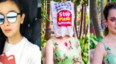 World Environment Day : પર્યાવરણને બચાવવા બી-ટાઉન સેલેબ્સનું #BeatPlasticPollution અભિયાન