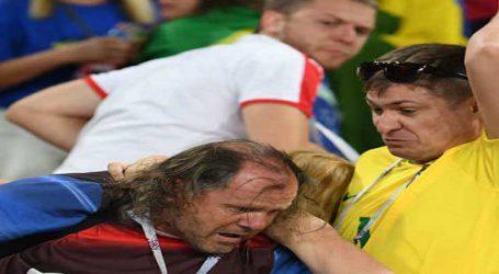 FIFA WC : ફેન્સ વચ્ચે મારામારી, થયો લાતો અને મુક્કાઓનો વરસાદ!