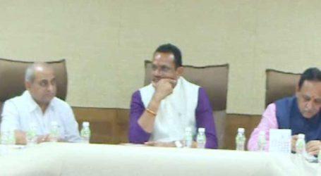 ગાંધીનગર: જીતુ વાઘાણીની અધ્યક્ષતામાં બે દિવસની ભાજપ પાર્લામેન્ટરી બોર્ડની બેઠક