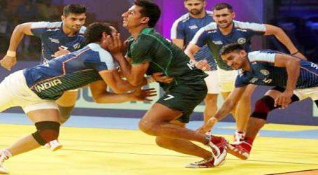 કબડ્ડીમાં ભારતે પાકિસ્તાનનાં કર્યા ચારે ખાના ચીત્ત! 36-20થી હરાંવ્યુ
