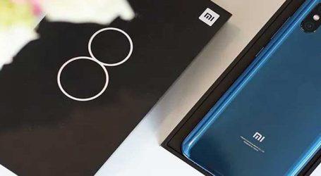 3D ફૅસ અનલૉક સાથે Xiaomi Mi 8 લૉન્ચ
