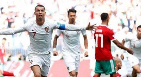 FIFA World Cup : ફરી ચાલ્યો રૉનાલ્ડોનો જાદુ, પૉર્ટુગલની મૉરોક્કો સામે સંઘર્ષપૂર્ણ જીત