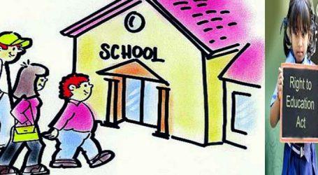 RTE : બાળકોને એડમિશન આપવામાં સરકાર નિષ્ફળ, શિક્ષણ માફિયા બાહુબલી પૂરવાર