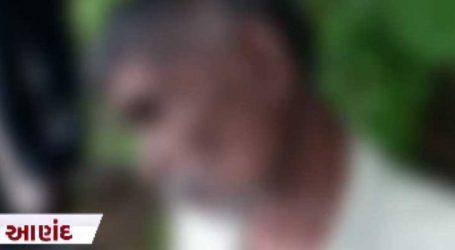 આમલીના ઝાડ પર વૃદ્ધનો લટકતો મૃતદેહ મળી આવતા આસપાસના લોકોમાં ફફડાટ