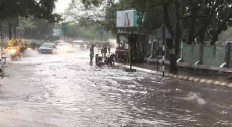અમદાવાદમાં દે ધનાધન વરસાદ : હવે ઉત્તર ગુજરાતનો વારો, જાણો અેક ક્લિકે રાજ્યની સ્થિતિ
