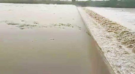 ગીર સોમનાથ : સિંહણ ડેમ ઓવરફ્લો, ખંભાળિયામાં વરસાદનો વિરામ