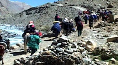 ખરાબ હવામાનને કારણે પવિત્ર કૈલાસ-માનસરોવર યાત્રા અને ચારધામની યાત્રા અસરગ્રસ્ત