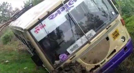 ખેડા : બસ રોડ પરથી ઉતરી જતા મુસાફરો ઇજાગ્રસ્ત જુઓ વીડિયો