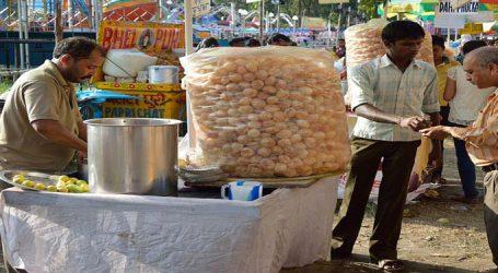 રાજકોટમાં પાણીપુરી પર દરોડાનો ધમધમાટ શરૂ, 15 વેપારીઓને નોટિસ