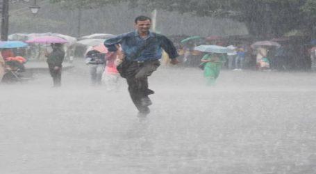 છ જુલાઈ સુધી 14 રાજ્યોમાં મૂશળધાર વરસાદની ચેતવણી , ગુજરાતમાં અા રહેશે સ્થિતિ