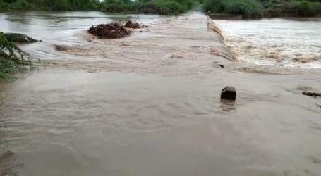 જાણોગીર સોમનાથમાં ભારે વરસાદના કારણે આસપાસના ગામોની સ્થિતિ