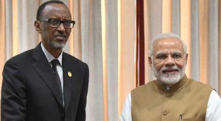 પીએમ મોદીએ રવાન્ડાના રાષ્ટ્રપતિ પોલ કાગામે સાથે દ્વિપક્ષીય બેઠક કરી, ઈન્ડિયન કમ્યુનિટી સાથે વાતચીત કરી