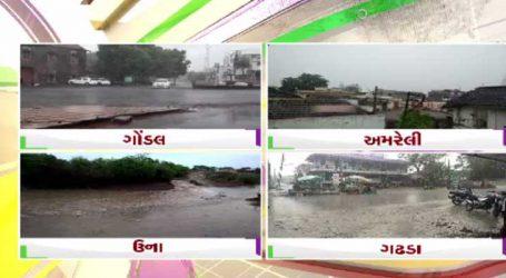 સૌરાષ્ટ્ર, દ.ગુજરાત બાદ હવે આગામી 48 કલાકમાં અહીં ભારે વરસાદની આગાહી
