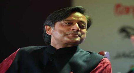 શશી થરૂરના નિવેદનને કોંગ્રેસે ફગાવ્યું, ભારત ક્યારેય પાકિસ્તાન બનવાની સ્થિતિમાં નહીં જાઇ