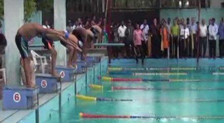 સુરત પાલિકાએ તરણ સ્પર્ધાનું આયોજન કર્યું, 26 દિવ્યાંગોએ લીધો ભાગ