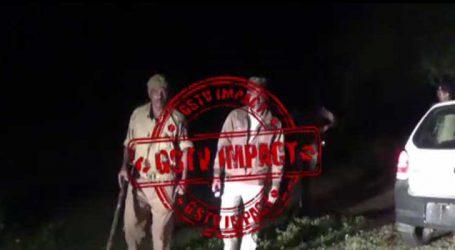 GSTV IMPACT : છ ગામોમાં ચોરોના ભયથી ત્રસ્ત બનેલી જનતાને પોલીસ પહેરો મળ્યો