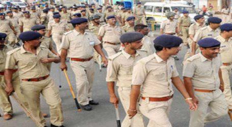 પોલીસ અધિકારીઓ અને પોલીસ કર્મચારીઓની રજાઓ પર પ્રતિબંધ મૂકાયો