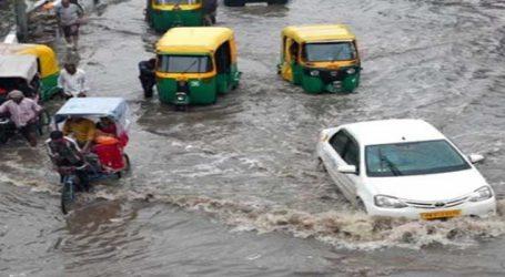 ગુજરાત માટે સારા સમાચાર : હવામાન વિભાગે અા તારીખ સુધી વરસાદની કરી અાગાહી
