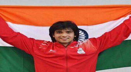 એશિયાડ: નીરજ ચોપડાએ રચ્યો ઈતિહાસ, ભાલા ફેંકમાં જીત્યો પહેલો ગોલ્ડ મેડલ