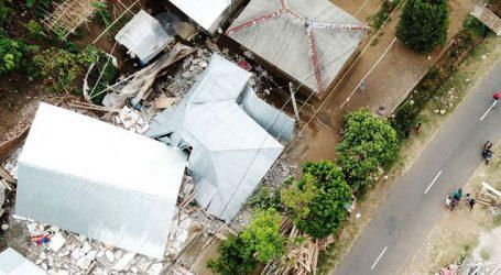 ઈન્ડોનેશિયામાં વિનાશક ભૂકંપમાં, 82 લોકોનાં મોત : 100થી વધુ ઘાયલ