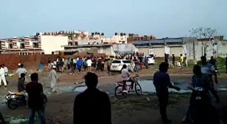અમદાવાદના જુહાપુરામાં ફાયરિંગની ઘટના, સમગ્ર વિસ્તારમાં દહેશત ફેલાઇ