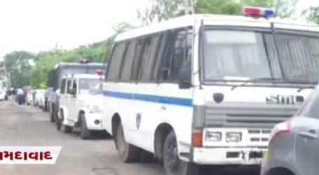 હાર્દિક પટેલના બોપલ ખાતેના નિવાસ સ્થાને 200થી વધુ પોલીસકર્મીઓ તૈનાત, 59 લોકો નજર કેદ