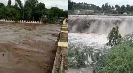 અતિવૃષ્ટિના કારણે ગુજરાત મહારાષ્ટ્રને જોડતો આ હાઈવે બંધ, વાહનો કરાયા ડાયવર્ટ