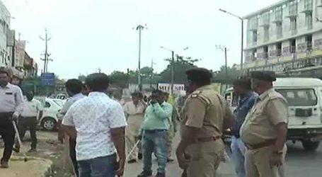હિંમતનગરમાં ટ્રાફિક પોલીસે કહ્યું 3 દિવસમાં ઢોરોને ખસેડી લો નહીંતર…